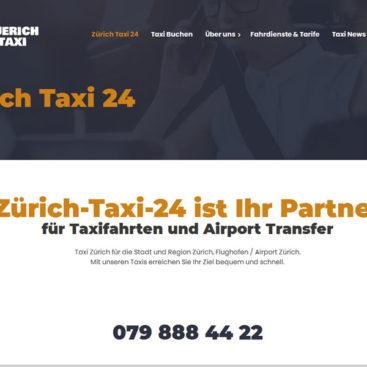 Zürich Taxi 24